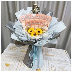 Soap Flower Handbouquet 香皂花束